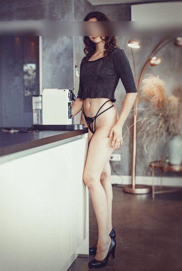 Claudia High Class Escort Model