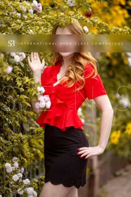 rothaariges escortgirl Paris (3)